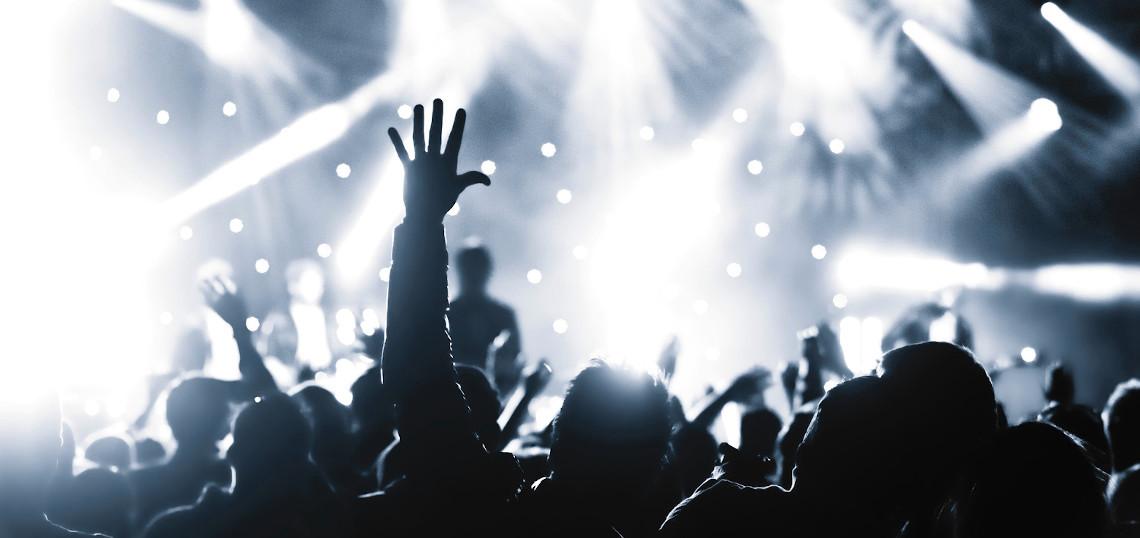 koncert publikum