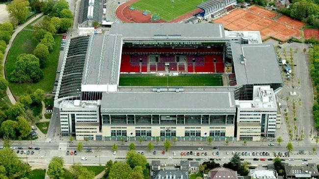 parken stadion koebenhavn